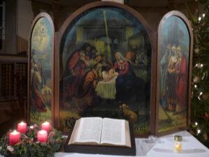 Ober-Gleener Kirche