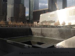 Memorial in NY